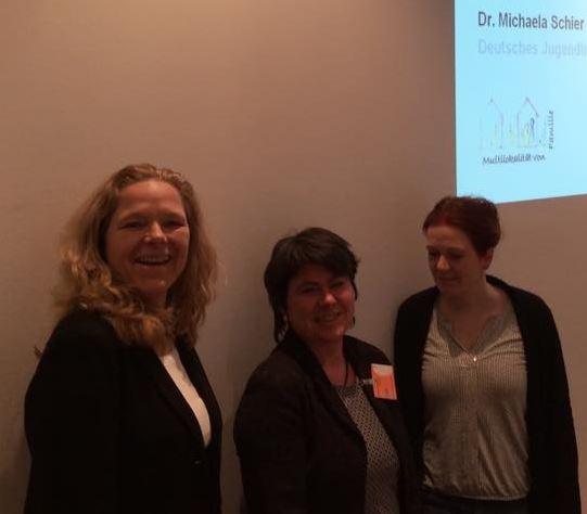 Expertengespräch mit Dr. Schier (Mitte)