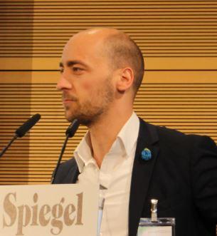 150908 Demografiepreis SRzG Martin Speer