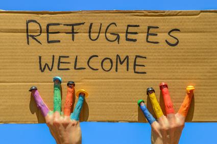 Refugees welcome - fraktionsübergreifender Aufruf Flüchtlinge schützen - Rassismus ächten – Naziterror bekämpfen