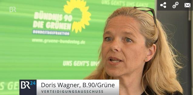 11. Mai 2016 – BR-Rundschau –  Mehr SoldatInnen für die Bundeswehr ist utopisch