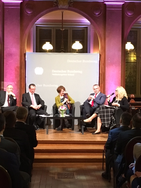Feiern, Denken, Diskutieren: 10 Jahre EU-Verbindungsbüro in Brüssel