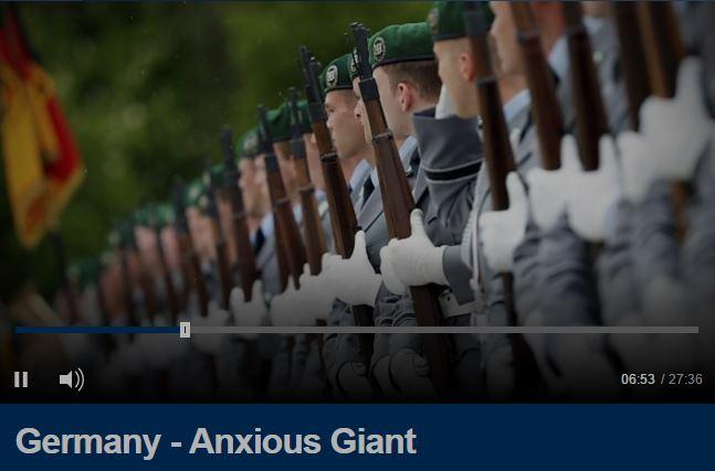 BBC Interview – Deutschland als Militärmacht?