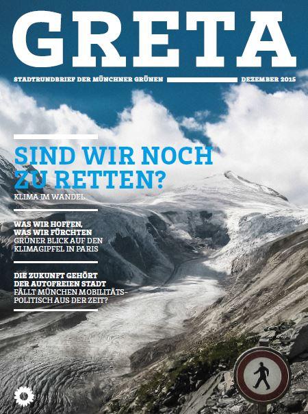 Cover der GRETA