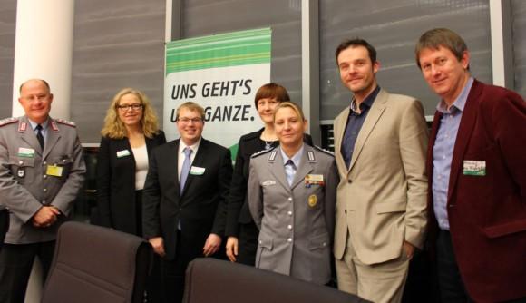 27. November 2015 – Kamerad (w): Fachgespräch zum Männerbild der Bundeswehr