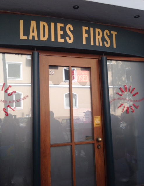 LadiesFirst