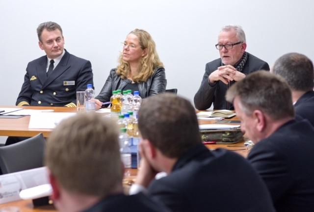 2. Februar 2015 – Fachtagung Marine/Planbarkeit – Gesprächsrunde