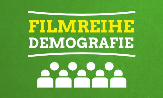 Plakat der Filmreihe Demografie