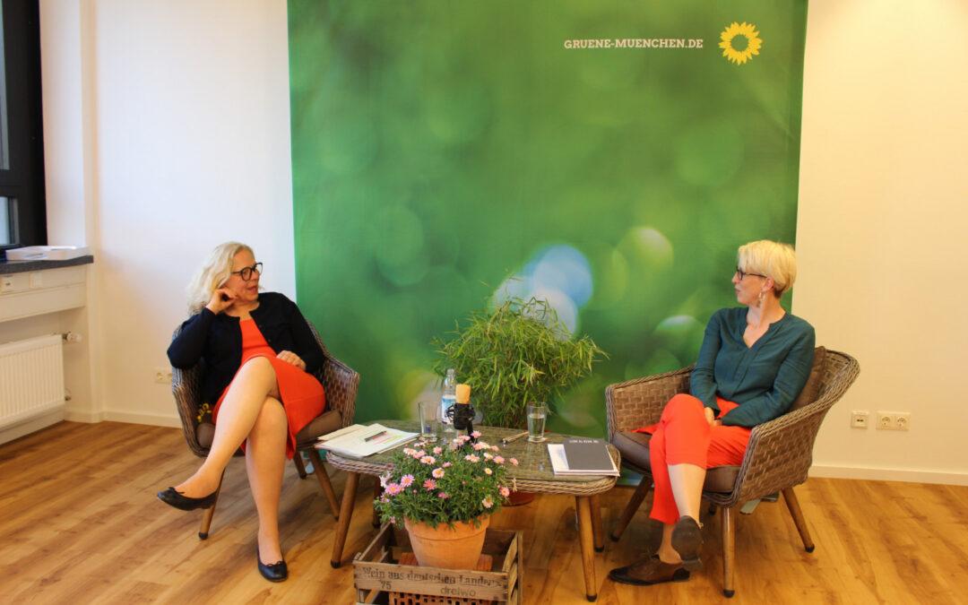'Direkt gesagt' mit Katrin Habenschaden