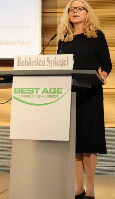 8. September 2015 – Laudatio Demografiepreis