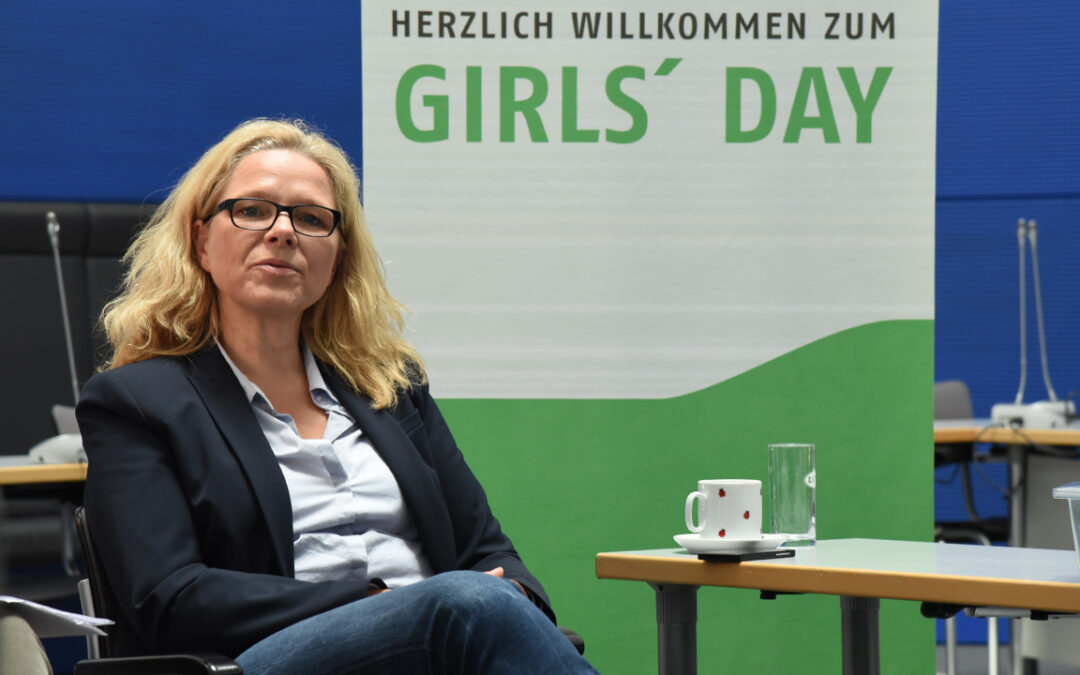 28. April 2016 – Girls' Day 2016: Wir als Frauen können das schaffen!