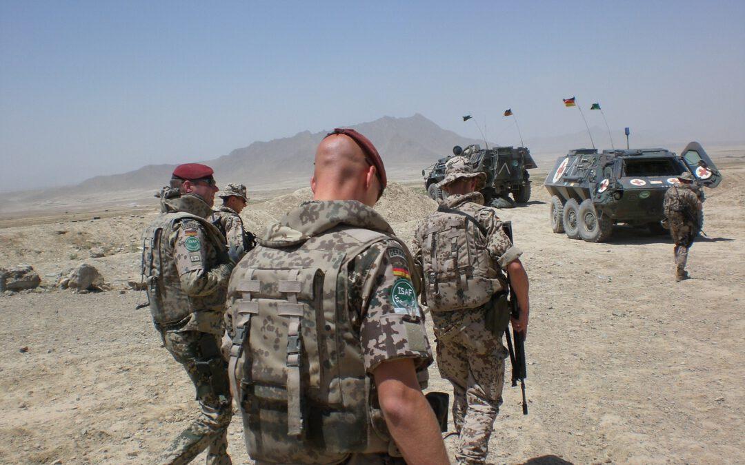 Pressemitteilung: Von der Leyen muss sicherheitspolitisches Konzept für Bundeswehr vorlegen