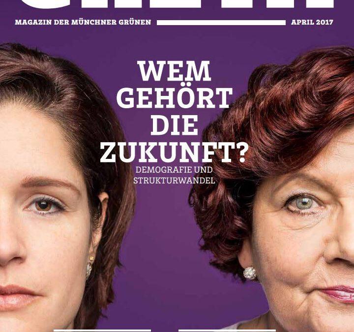 Demografie-GRETA erschienen