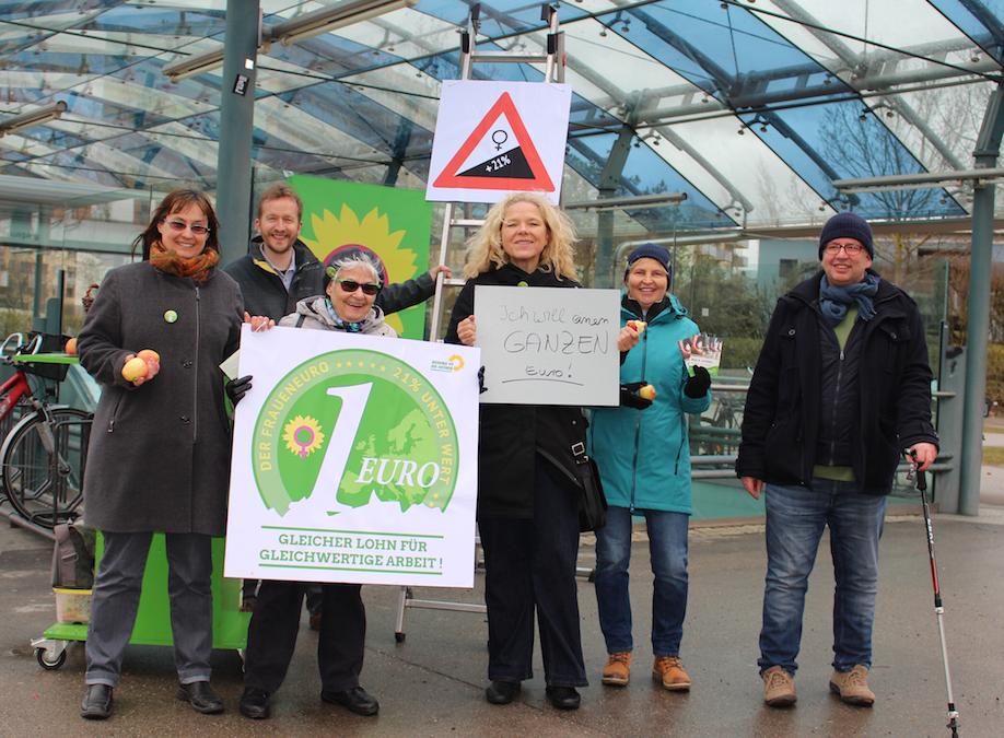 Gleicher Lohn für Gleichwertige Arbeit – Unsere Aktion zum Equal Pay Day