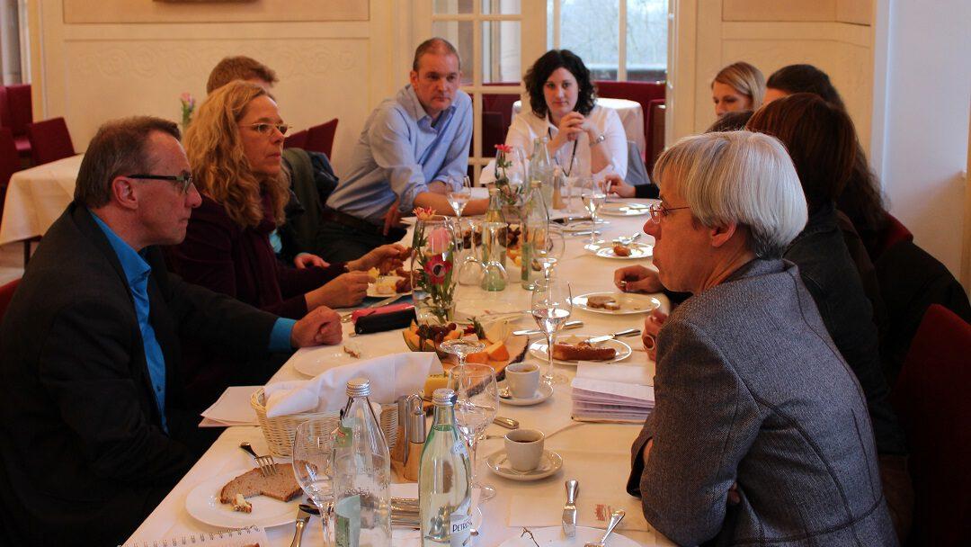 10. März 2015 – Demografiepolitik in Bund und Land
