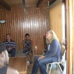 Doris Wagner tirfft im bayerischen Baar-Ebenhausen Geflüchtete und den dort engagierten Helferkreis
